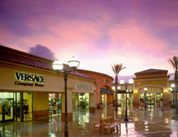 Cabazon Outlet Shopping
