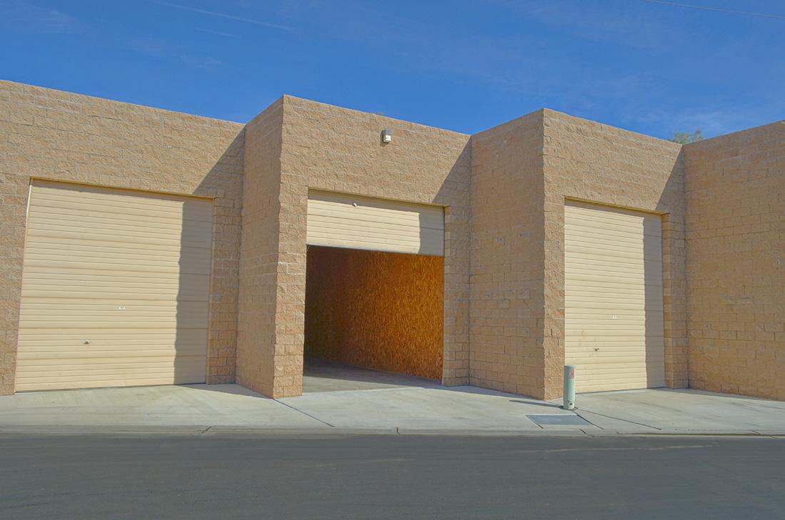 Emerald Desert RV Resort Storage