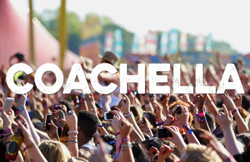 Join us for Coachella Music Festival