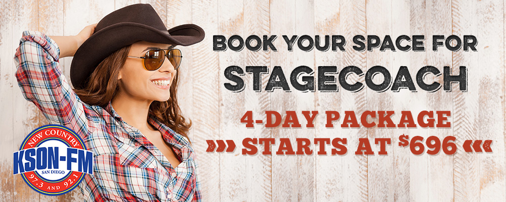 Be sure to join us at Emerald Desert for Stagecoach