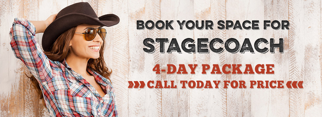 Join us for Stagecoach in Palm Desert