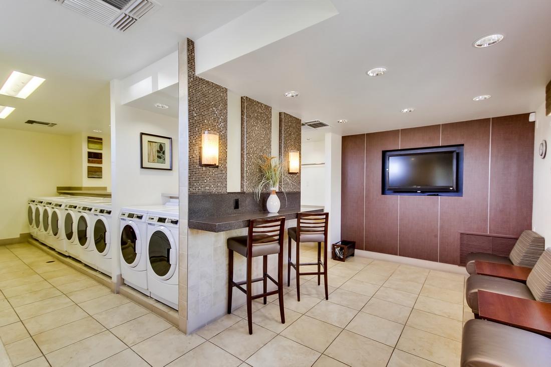 Emerald Desert RV Resort Laundry