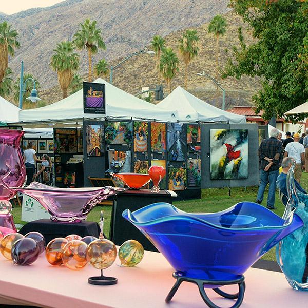 Desert Fair in Palm Desert