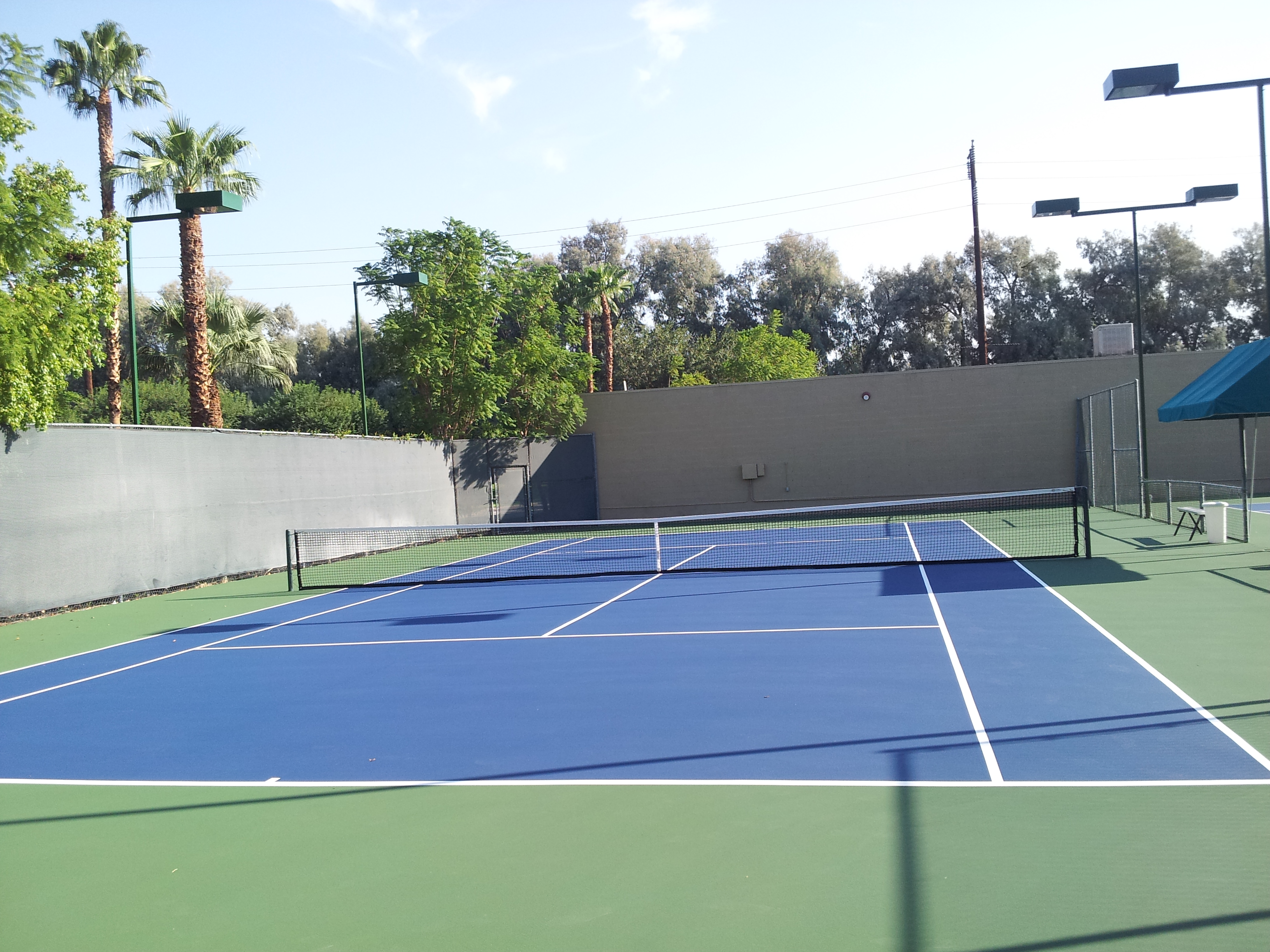 New Pickleball Courts Unveiled At Emerald Desert