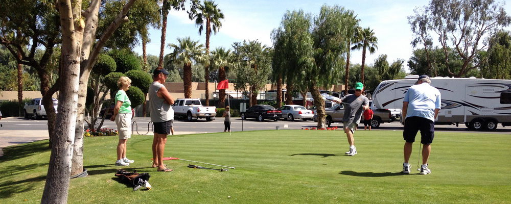Emerald Desert Golf Tournament Photo Gallery