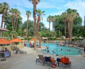 Be Sure To Visit Emerald Desert RV Resort In Palm Desert California.