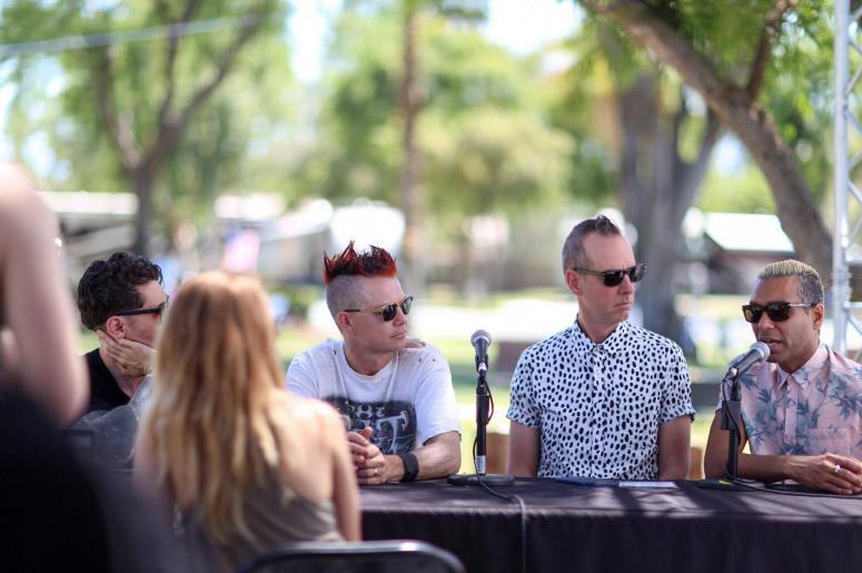 FM94.9 Live Interviews At The Resort