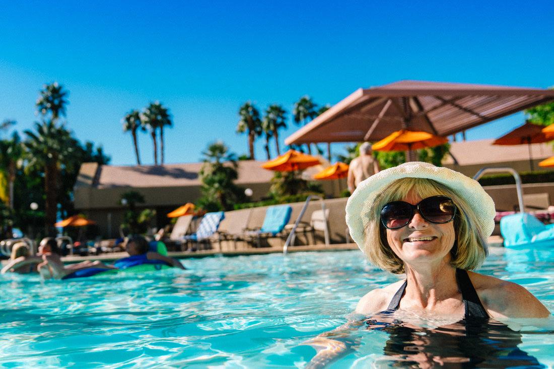 Emerald Desert RV Resort Pool