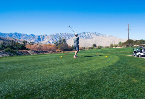 Palm Desert Golfing