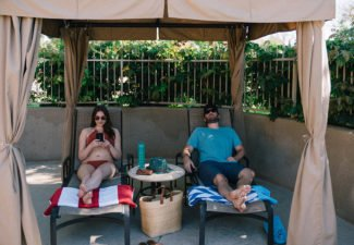 Emerald Desert RV Resort Cabana