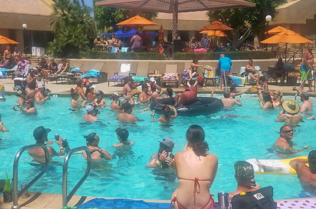 Stagecoach Music Festival at Emerald Desert RV Resort